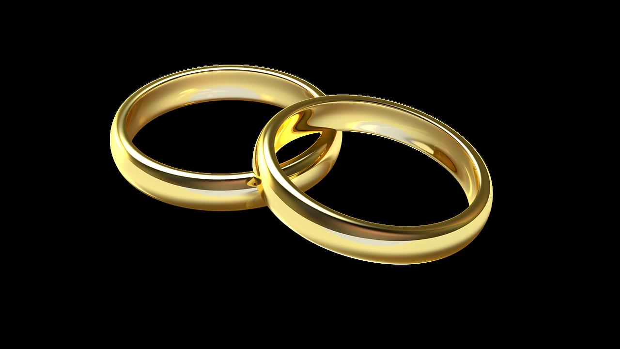 rings, jewellery, wedding